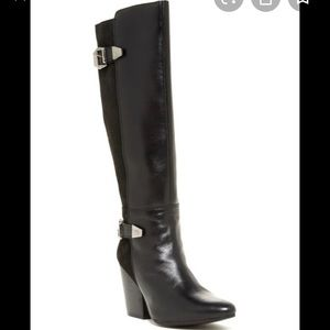 Make an offer!! tall leather/suede boots